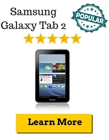 Samsung Galaxy Tab 2 Review
