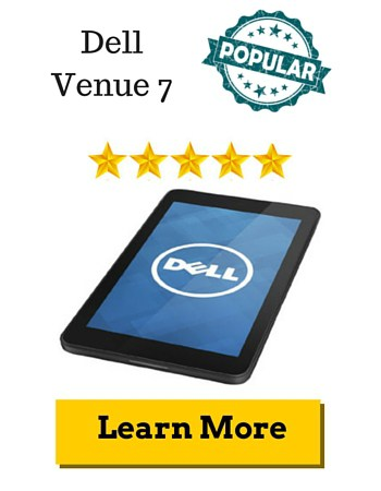 Dell Venue 7 Review
