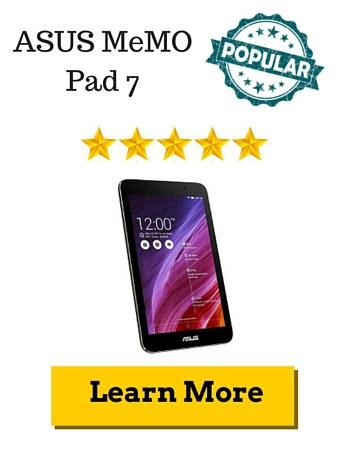 ASUS MeMO Pad 7 Review