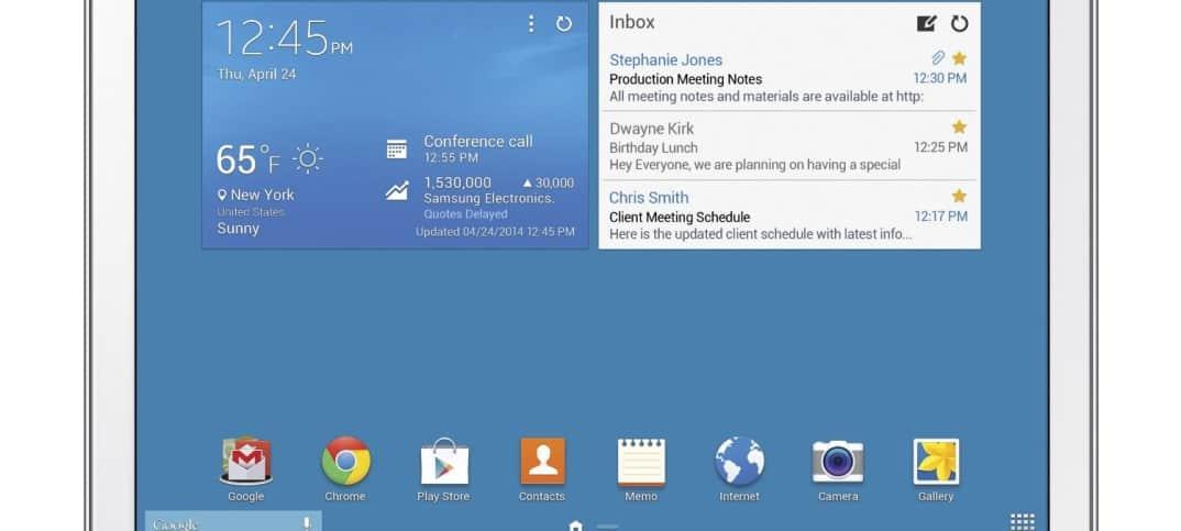 Samsung Galaxy Tab 4 review