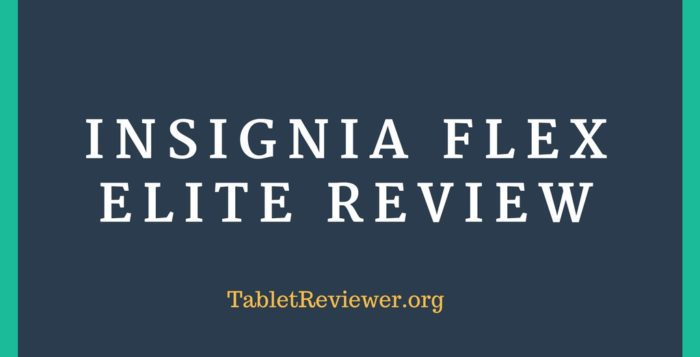 Insignia Flex Elite Review